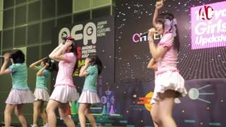 Iketeru Hearts AFA Day 3 Performance イケてるハーツ シンガポール AF...