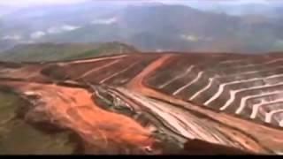 Mineração e devastação em Minas Gerais