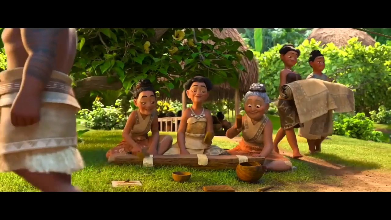 Download Moana/Vaiana - Where You Are Flemish (HD) (Movie Version)