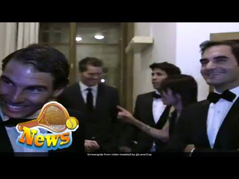 Laver cup: roger federer introduces rafael nadal, leaves the spaniard grinning like a kid – ndtv sp