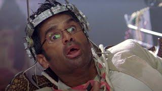Most Funny Scenes - One Two Three - Suniel Shetty, Tusshar Kapoor, Paresh Rawal Thumb