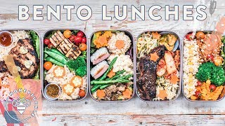 BENTO BOX Lunches for back 2 school 🍱 #BuzyBeez
