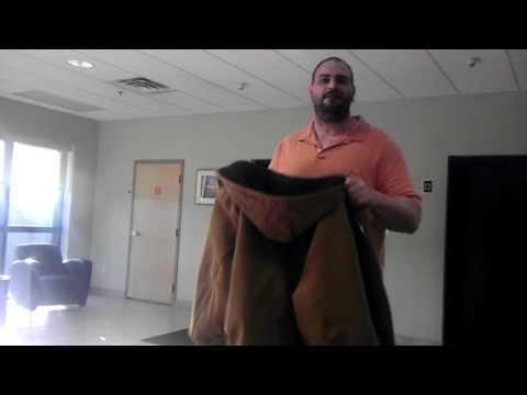 Carhartt Jacket How To