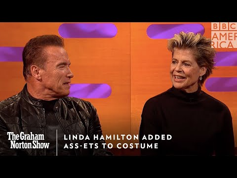 linda-hamilton-adds-ass-ets-to-costume-|-the-graham-norton-show-|-friday-at-11pm-|-bbc-america