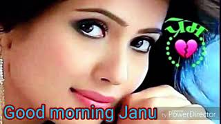 Morning song video, good morning lovely, sayri video, whatsapp wishes.. status video whatsapp,