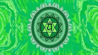 Heart Chakra - Anahata - MEDITATION and BALANCING - (NO MUSIC) - Isochronic & Binaural