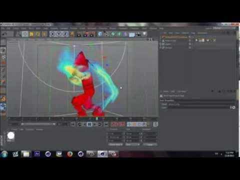 Cinema 4D | Using Vertex Maps to Control Turbulence FD - Lesterbanks