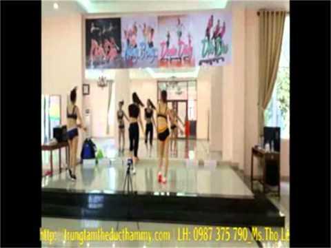Thể dục thẩm mỹ duyên dáng việt - DVD Tình thơ mới nhất T12/2014