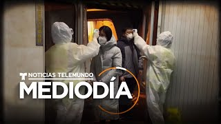 Noticias Telemundo Mediodía, 26 de febrero 2020 | Noticias Telemundo