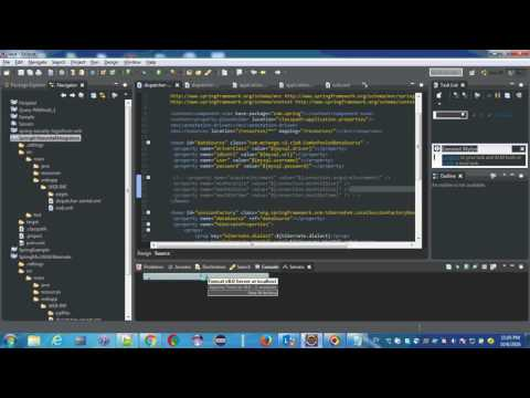 How To Change Tomcat v8 Server Timeout in eclipse - YouTube