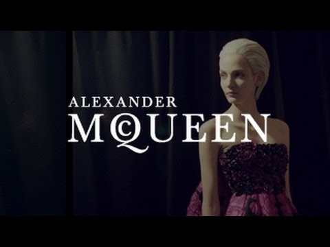 Alexander McQueen   Autumn/Winter 2012   Backstage Film ...