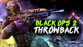 COD Black Ops 2 Throwback - MOVE to IMPROVE!