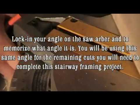 Bat Framing How-to frame a Bat Stairway. - YouTube on stair art, stair interior design, stair slide, basement stairs ideas, stair photography, stair terminology, stair quotes, stairwell ideas, stair safety tips, living room decorating ideas, under stairs ideas, stair skirt, stair component names, stair fall, stair layout, stair workout, stair construction drawings, stair size, painted stairs ideas, stair trim board,