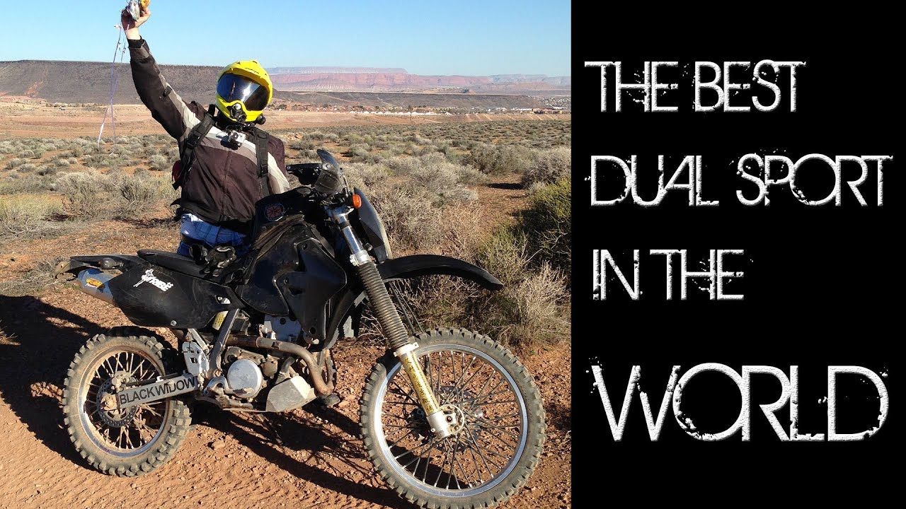 o#o Suzuki DRZ 400 Quick Review: Best Dual Sport Motorcycle in the ...
