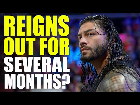 Roman Reigns OUT Of WWE For Several MONTHS!? Rusev NEW Look! Chris Jericho Unhappy! Wrestling News