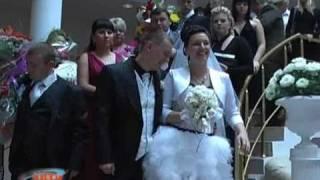 Свадебный шуточный клип