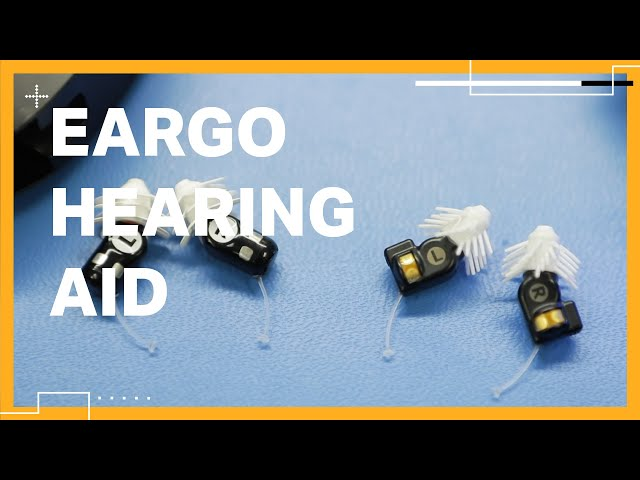 Eargo designed a nearly invisible hearing aid