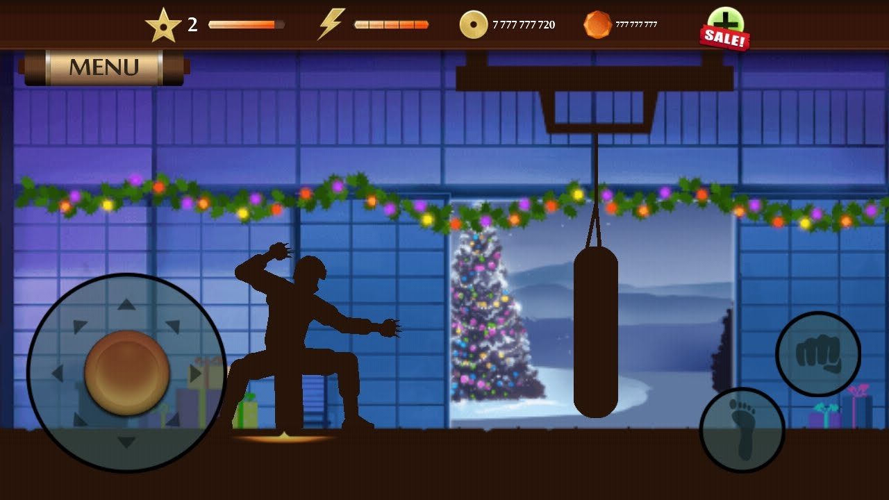 shadow fight 2 hacked apk everything unlocked