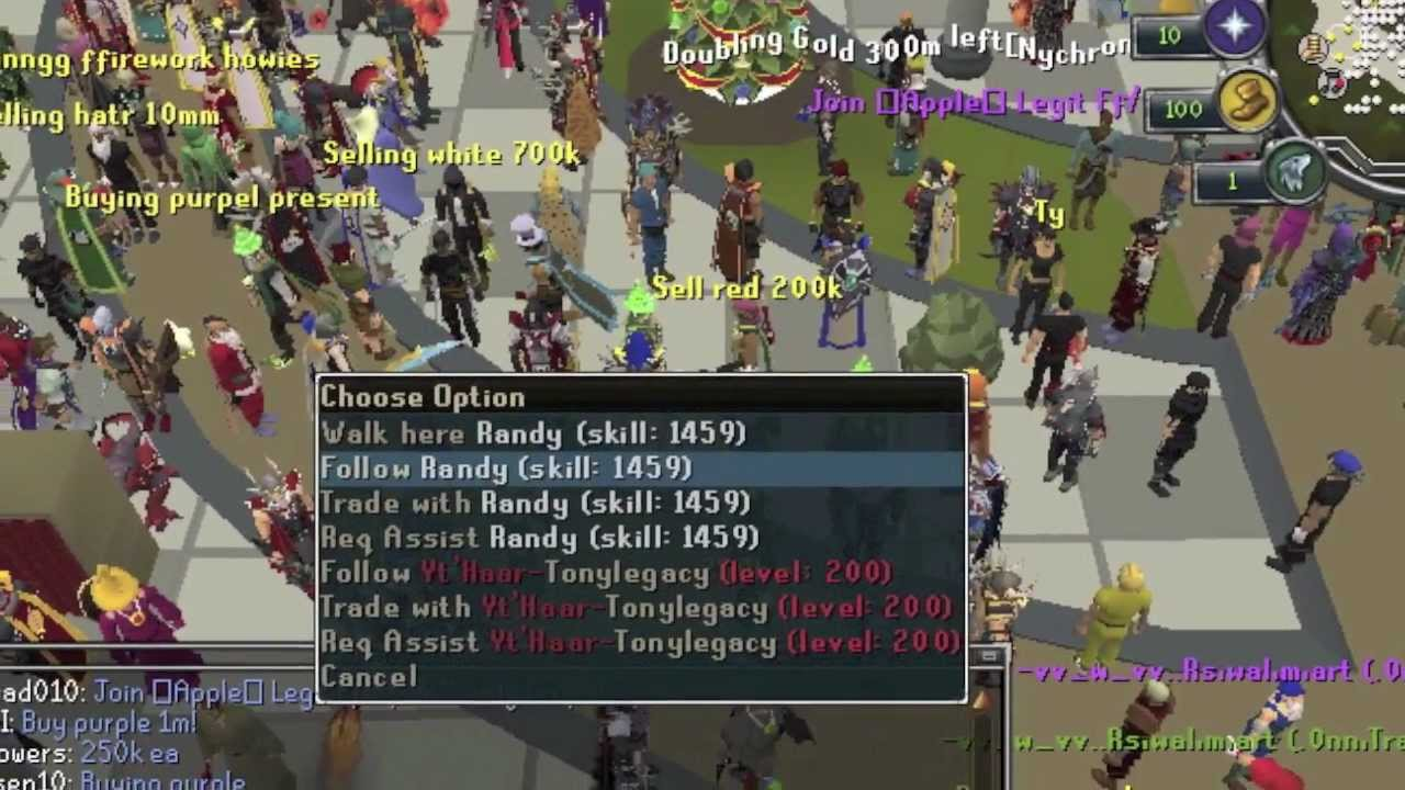 runescape how to change name