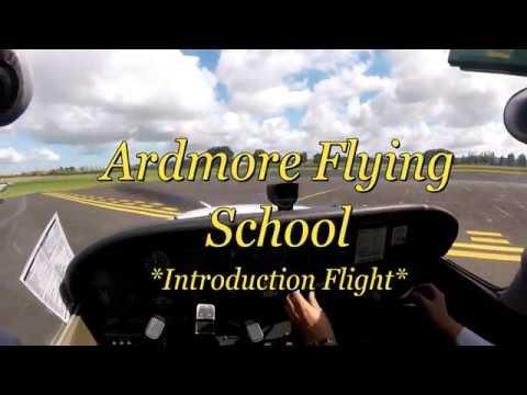 Ardmore Flying School Introduction Flight