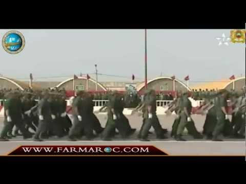 FAR-MAROC™ Parade Moroccan Royal Armed Forces