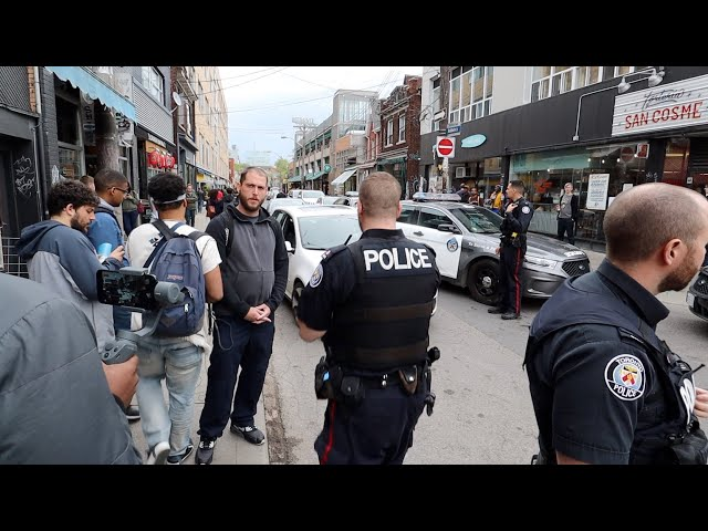 Christians assaulted without justice in Toronto; preaching Kensington market