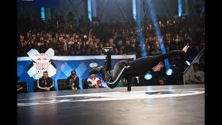 Lussy Sky vs Shigekix | Top 16 | Red Bull BC One World Final 2017