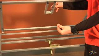 Assembly Video - Studio Designs Glass Top Futura Drafting Table