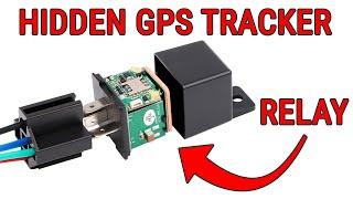 Voltlog #272 - Car Relay GPS Tracker Setup CJ720