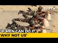 Assam Rifles Inducts Women For The First Time, Posts Them On Active Duty
