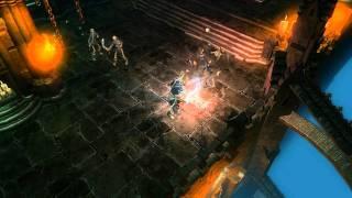 Drakensang Online: Hammer-Gameplay-Trailer zum actionreichen Hack'n Slay-Browsergame