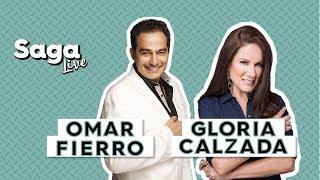 #SagaLive Gloria Calzada, Omar Fierro y José Manuel López de Concanaco con Adela Micha. thumbnail