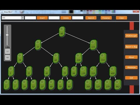Algorithms Visualization