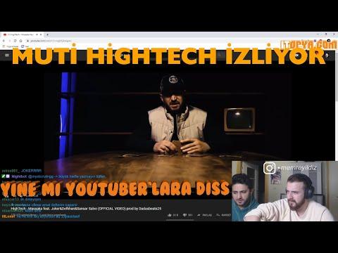 Mustafa Emre Yıldız | HighTech - Massaka Feat. Joker&Defkhan&Sansar Salvo İZLİYOR