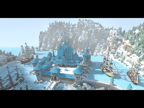 Minecraft Frozen - The Great Thaw of Arendelle