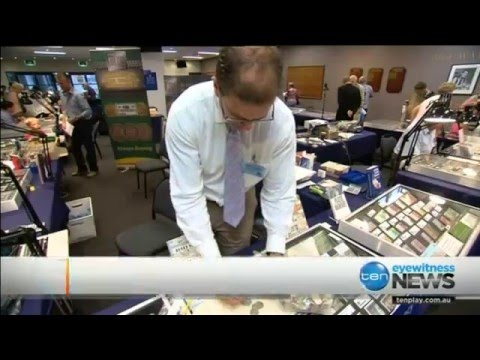 Coin show Perth March 2016
