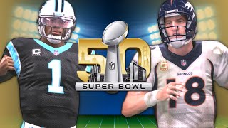 SUPER BOWL 50 Predictions: Carolina Panthers vs Denver Broncos