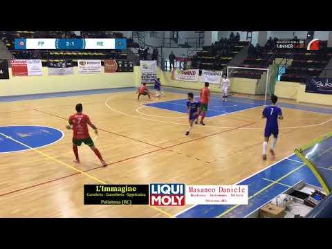 Futsal Polistena - Futsal Regalbuto, gli highlights