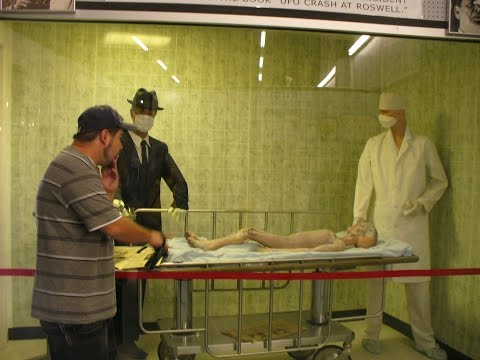 Abducted in Roswell, New Mexico (UFO Museum And Research Center)