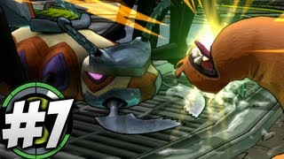 Ben 10: Omniverse Wii/Wii U/PS3/Xbox - Part 7 - Past Due 2/2