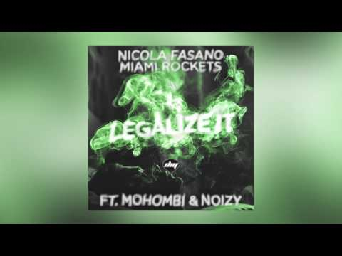 Nicola Fasano & Miami Rockets - Legalize It feat. Mohombi & Noizy (Playb4ck Mix) [Cover Art]