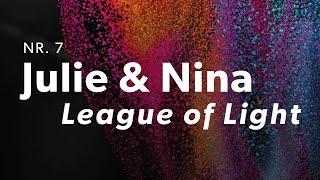 Julie & Nina - League of Light | Dansk Melodi Grand Prix 2019 | DR1