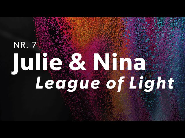Julie & Nina - League of Light | Dansk Melodi Grand Prix 2019 | DR1