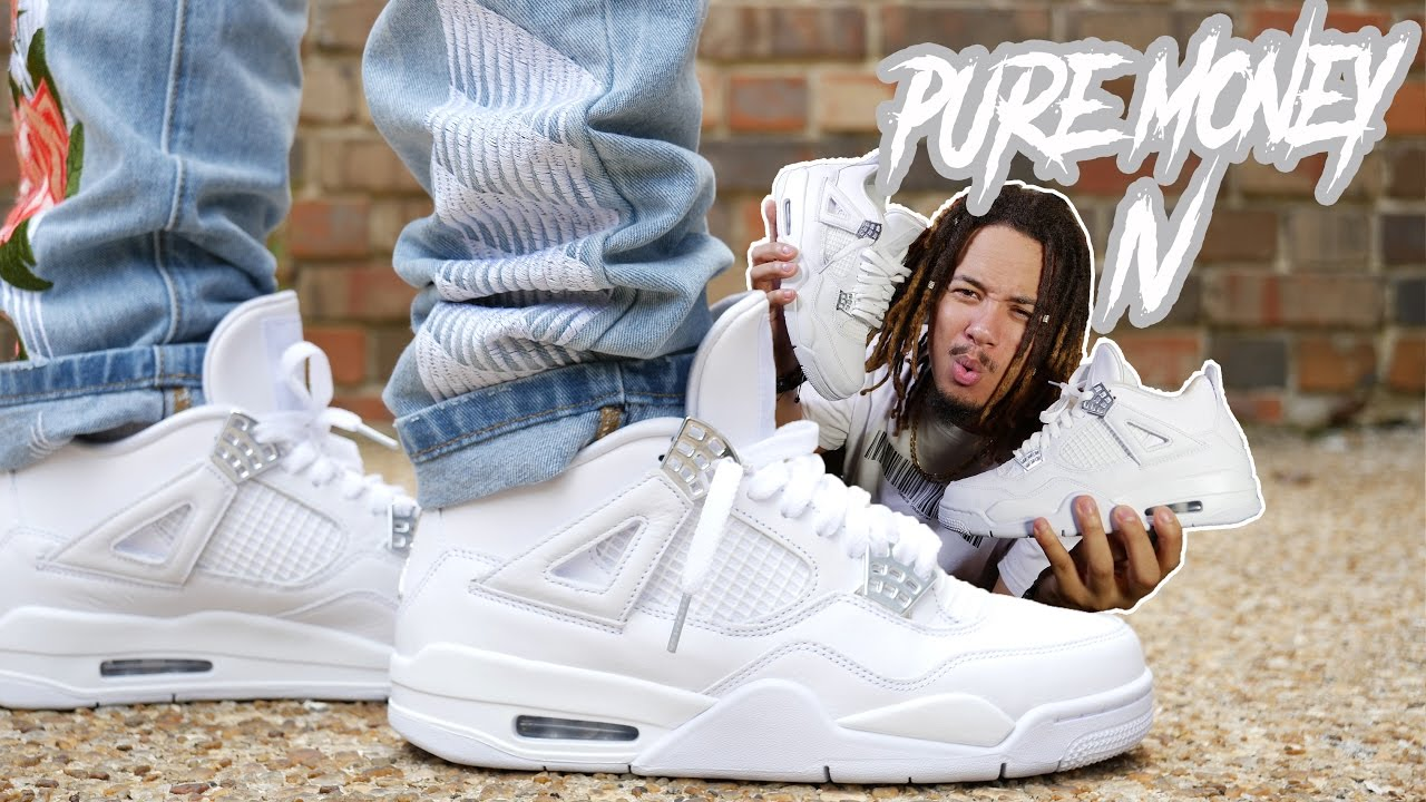 9485eefce39029 THE CLEANEST SHOE FOR THE SUMMER  ! ! JORDAN 4