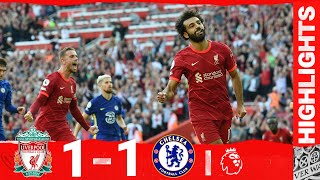 Highlights: Liverpool 1-1 Chelsea