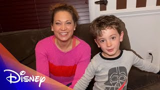 Storytime with Ginger Zee   Disney