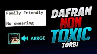 Dafran Becomes The Least Toxic Torbjorn In Overwatch! - Overwatch