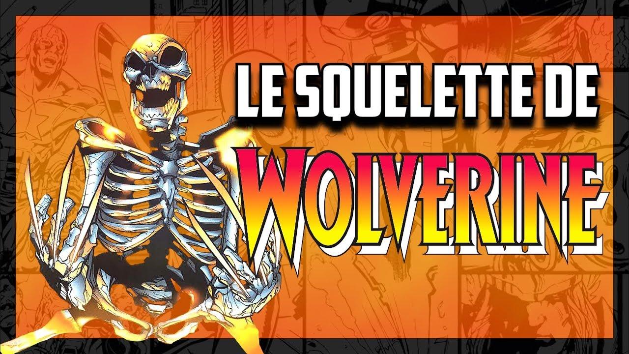 L'ADAMANTIUM DE WOLVERINE - Les Reliques de Mar Vell #7