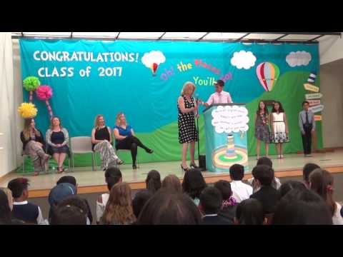 20170614 5th grade promotion