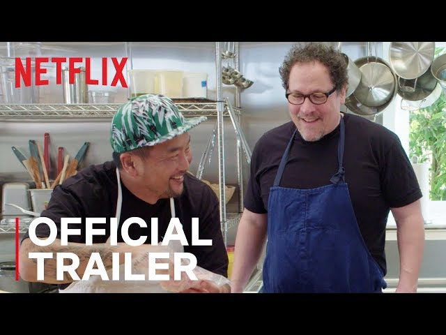 The Chef Show | Official Trailer | Netflix